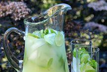 Limonada de vodka