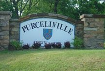 Purcellville / Spots to show off my hometown. Ideas for the local history homeschool class...if I ever get around to it.
