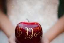 Apples | Wedding Inspiration / How to use apples in styling your weddings.
