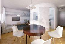rekonstrukce - interiér - byty