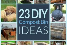 DIY for Garden / Things you can make for the garden.
