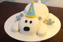 Character Cakes & Desserts