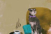 Ilustraciones animales / animal illustrations