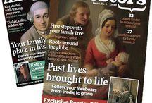 Magazines / Magazines about genealogy