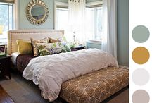 Master Bedroom / by Crystal D Kennedy