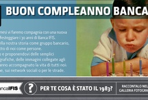 30 anni Banca IFIS / Buon Compleanno Banca IFIS! Scopri l'iniziativa per raccontare le tappe più importanti della storia della Banca, associandole a fatti sociali e di costume che hanno segnato e accompagnato la vita di tutti noi. Iniziamo il nostro percorso nel tempo con il 1983, anno in cui nasce IFIS, operatore dedicato alle Piccole Medie Imprese. #30BancaIFIS