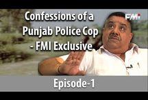 Interviews conducted by Veteran Journalist Kanwar Sandhu with Police Cat Gurmeet Pinky