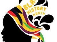 black history ideas
