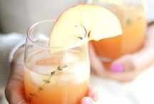 Cheers! / In my fantasy life I'll actually take the time to make these delicious drinks!