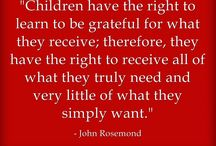 John Rosemond Quotes / Quotes by John Rosemond from talks, books, DVDs or other sources.
