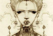 Art / Art, inspire, illustration, animation, modern