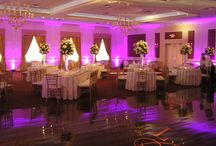 Grandview Events / Various wedding & event lighting at The Grandview Poughkeepsie NY by Hourglass Lighting