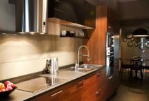 Bucatarie / Idei de design interior pentru bucatarie