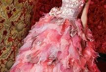 Beautiful and unique dresses