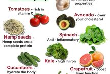 Great Nutrition Tips / You can get all the healthy nutrients you want from eating the right types of foods.