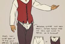 Medieval Garments
