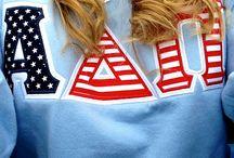 ADPi shirt ideas / by Courtney Ann