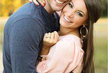Engagement Pic Poses / by Chanda Thomas