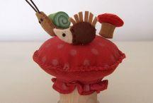 Crafts - Fiber and Textiles / by Helen Ju