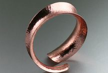 Copper Jewelry on Flickr / Copper Jewelry Designs found on Flickr that would make perfect 7th Wedding Anniversary Gifts.