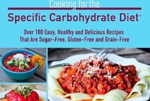 Specific Carbohydrate Diet / Recipes & info on healing gut damage from Celiac Disease and SiBO / by Gina Moore