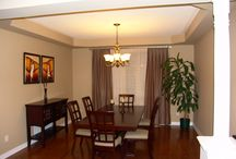 Dining Rooms Re-Painted