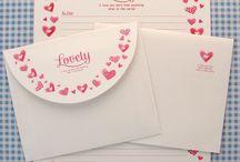 Letter Sets / Cute Korea Letter Sets