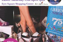 #Greenesshoes Galway / Events with Greenes Shoes Galway