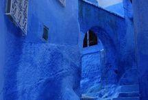 Blue / Colour