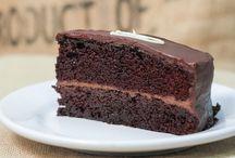 Ah Cacao Desserts / Desserts you can enjoy at Ah Cacao Chocolate Café