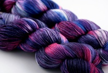 Indie Dyers We Love / by Yorkshire Yarns