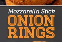 mozza sticks