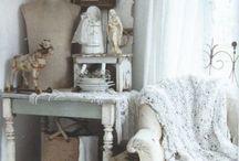 Vintage interior / Vintage interior