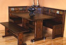 Dining Table ideas/plans to make / by Cindy Trenkle