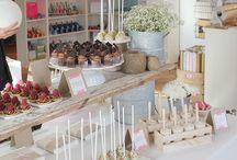 Delikatessen / Tiendas de dulces y golosinas