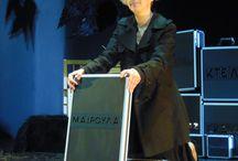 Μ.Α.Ι.Ρ.Ο.Υ.Λ.Α Lena Kitsopoulou, Theatre. Thessaloniki / της Λένας Κιτσόπουλος. Θέατρο  Νέες Μορφες, Θεσσαλονικη. Σκηνοθεσία Γιάννης Παρασκευοπουλος Φεβρουάριος 2016