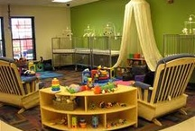 Inviting Spaces for Children and Families