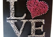 String Art / by Tonia 80s Child