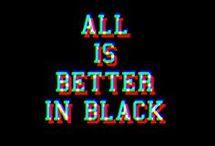 black is ***