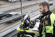 O S L O B Y   APRIL 20 2016  THE OSLO POLICE AND SPEEDING  MORE SPEED CONTROL THAN USUAL THIS WEEK