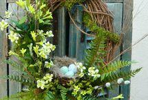 Krans/Wreath to every season