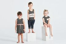 COKLUCH MINI SS18 / Fashion Kids, made in Montreal, made in Canada. 2 to 6 years old.