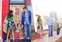 Family Mini Session Wardrobe Inspiration Board | Laura Winslow Photography