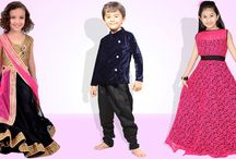 Ethnic Wear for Kids / Buying kids ethnic dresses has never been easy than during this technology age. Kids love customized dresses and nothing else can be alternative. Thankfully, many clothing stores in the country are fully stocked with various types of kids ethnic dresses.   #kidswear #ethnicwear #girlswear #boyswear #kidsethnicwear