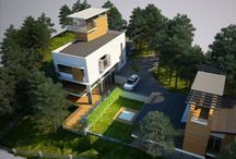Thiết kế biệt thự đẹp / Thiết kế nội thất nhà phó