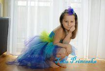 sukieneczki tutu własnego projektu / Na tej tablicy zamieszczone są zrealizowane projekty sukieneczek TUTU Princeska.