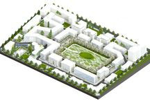 Belgorod Blossoming Block / Architecture & Landscape I  Design team AM Proektus (RU) & LapLab (NL)