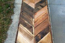 wood / by Loidichi Bambolas