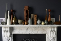 Mantle Fireplace Hearth / by Brooke Willis