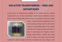 Isolation Transformers – Uses And Advantages